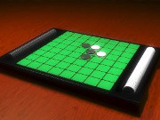3D Reversi Board Game Online